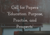 Education CFP